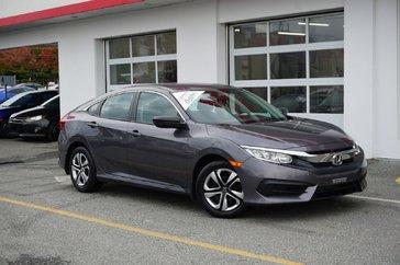 Honda Civic DX 2016