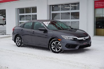 Honda Civic LX 2016