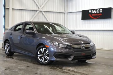 Honda Civic Berline LX Bluetooth , régulateur de vitesse, prise usb 2016
