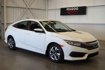 Honda Civic Berline LX Air climatisé , bluetooth, usb, 2016