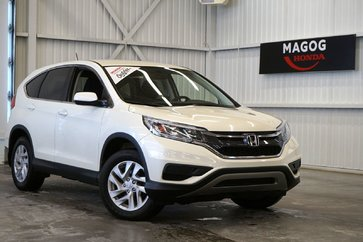 Honda CR-V SE, AWD 2015