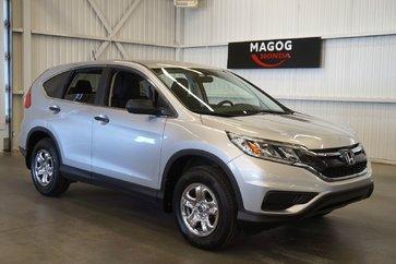 2015 Honda CR-V LX, Bluetooth,2RM