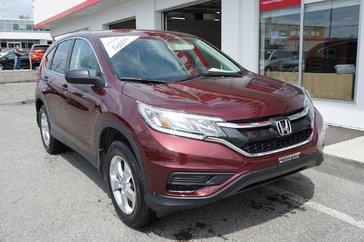 Honda CR-V LX, AWD, Bluetooth, Caméra de recul 2016