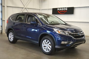 Honda CR-V SE AWD, bluetooth, air climatisé 2016