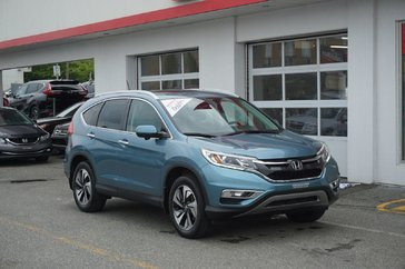 Honda CR-V Touring, AWD, Toit ouvrant, Bluetooth 2016