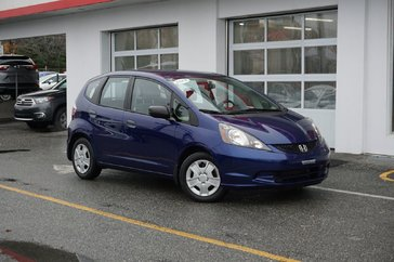 Honda Fit DX-A 2013