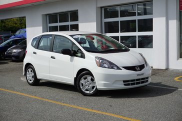 Honda Fit DX-A 2014