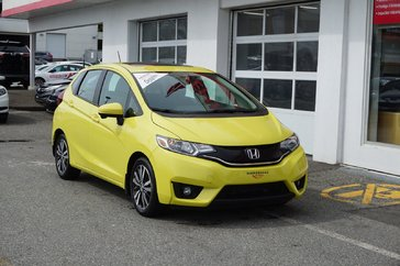 Honda Fit EX, air climatisé, Apple Carplay, Android auto. 2016