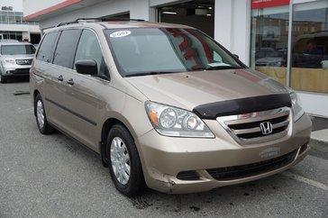 Honda Odyssey LX, vitres électriques, air climatisé 2007
