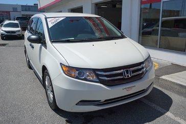 Honda Odyssey LX, Bluetooth, Caméra de recul 2016