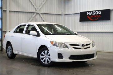Toyota Corolla CE 2011