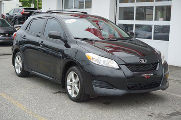 Toyota Matrix AWD 2011