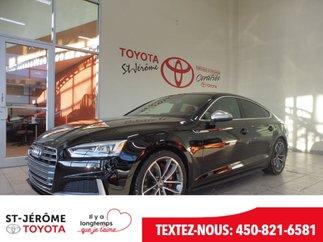 Audi S5 *** SPORTBACK *** 30 000 KMS *** 2018