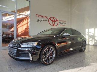 Audi S5 *** SPORTBACK *** 25 500 KMS *** 2018