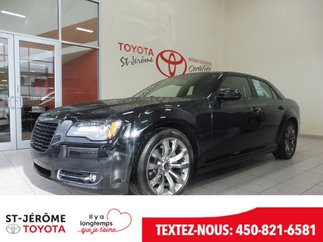 Chrysler 300 * S * CUIR * TOIT PANO * GPS * MAGS * 2014