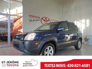 Hyundai Tucson * GL V6 * AWD * MAGS * GR. ÉLEC. * 2009