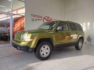 2012 Jeep Patriot * 4X4 * 38 000 KM * JAMAIS ACCIDENTÉ *