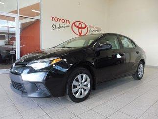 Toyota Corolla * AUTOMATIQUE * AIR * SIÈGES CHAUFF. 2014