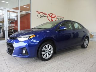 Toyota Corolla * S * GR. ÉLEC. * CAMÉRA DE RECUL * BLUEOOTH * 2015