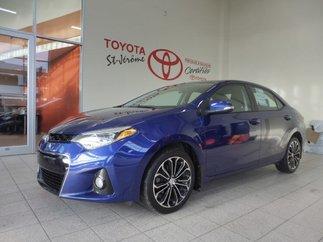 Toyota Corolla SPORT * TOIT * 54 000 KM * AUTOMATIQUE * 2015