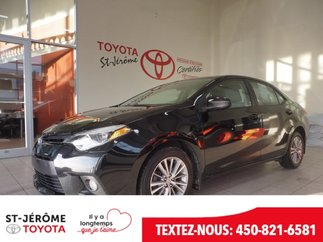 Toyota Corolla * TOIT * MAGS * SIÈGES CHAUFFANT * 2015