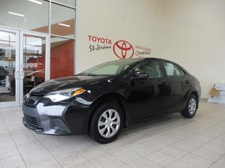 Toyota Corolla * CE * MANUELLE * BLUETOOTH * 2016