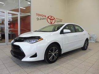 Toyota Corolla * LE * 31 796 KM * GR. ÉLEC. * TOIT OUVRANT * 2017