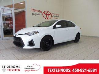 Toyota Corolla * SE * CAMÉRA DE RECUL * TOIT OUVRANT * MAGS * 2017