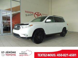Toyota Highlander *  V6 * AWD * MAGS * GR. ÉLEC. * 67 393 KM * 2013