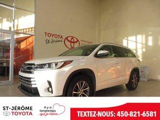 Toyota Highlander * CUIR * XLE * TOIT * 44 000 KM * GPS * 2017