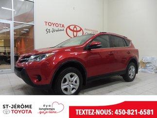 Toyota RAV4 *** AWD *** A/C *** CAMERA DE RECUL *** 2014