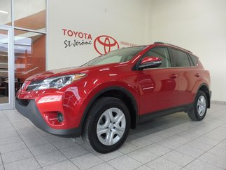 Toyota RAV4 * AWD * LE * CAMÉRA DE RECUL  * SIÈGES CHAUFF. 2014