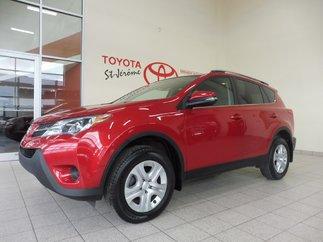 Toyota RAV4 * LE * SIÈGES CHAUFFANT * CAMÉRA DE RECUL * 2014