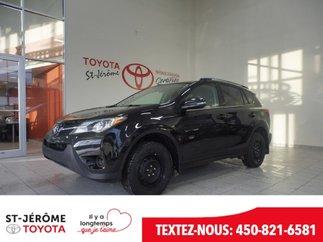 Toyota RAV4 * LE * AWD * GR. ÉLEC. * CAMÉRA DE RECUL * 2014