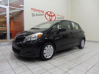 Toyota Yaris * * AIR * 69 000 KM * GR ÉLEC * 2012