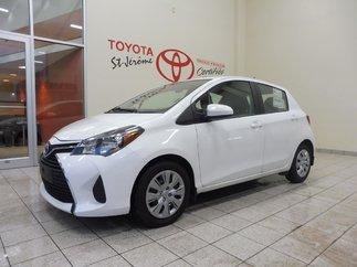 Toyota Yaris * AUTOMATIQUE * AIR * GR ÉLEC * 2016