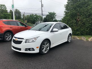 Chevrolet Cruze LT Turbo 2013