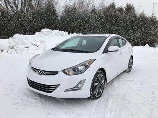 Hyundai Elantra LIMITED 2014
