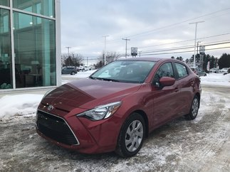 Toyota Yaris Berline 6MT 2018