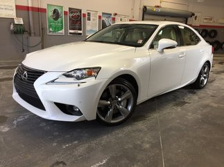 Lexus IS 350 AWD LUXURY *BAS KILOMÉTRAGE* 2015