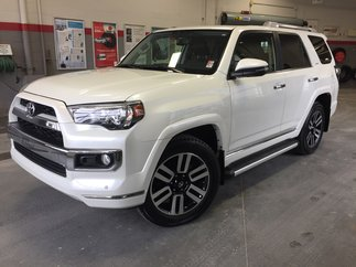 2018 Toyota 4Runner LIMITED 7 PASSAGERS