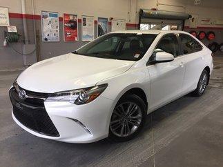 Toyota Camry SE Gr:A *TRÈS BEAU VÉHICULE* 2017
