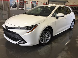 Toyota Corolla Hatchback Gr:B *AUTOMATIQUE* *DÉMO* 2019