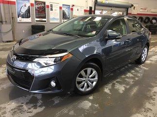 Toyota Corolla LE Gr:A *CAMÉRA + SIÈGES CHAUFFANT* 2015