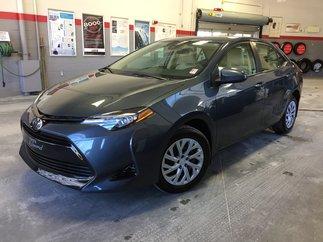 Toyota Corolla LE Gr:AK *CAMÉRA + SIÈGES CHAUFFANTS* 2017