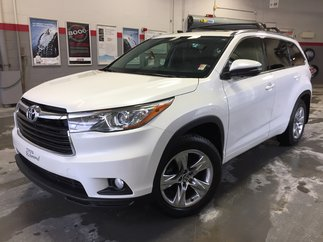 Toyota Highlander Limited AWD *TRÈS BEAU VÉHICULE* 2016