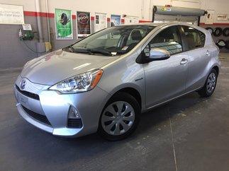 Toyota Prius C Gr:B *BAS KILOMÉTRAGE* 2014
