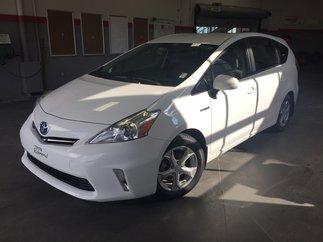 Toyota Prius v Gr:A *BAS KILOMÉTRAGE* 2012