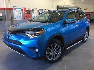 Toyota RAV4 Hybrid Gr:B Limited *TRÈS BEAU VÉHICULE* 2016