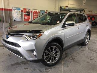 Toyota RAV4 Hybrid Limited Gr:B *TRÈS BEAU VÉHICULE* 2017